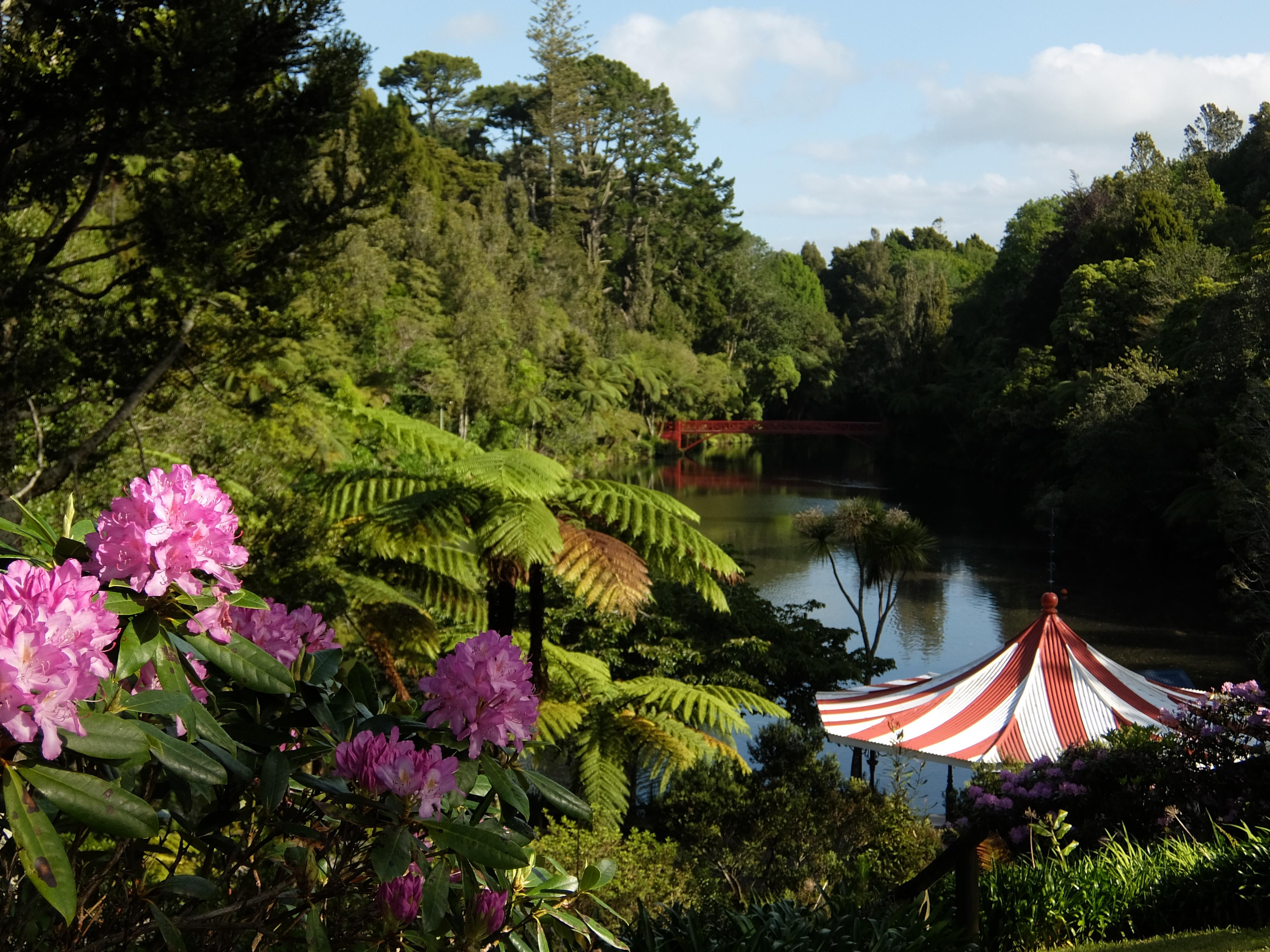 Jardin botanique de New Plymouth