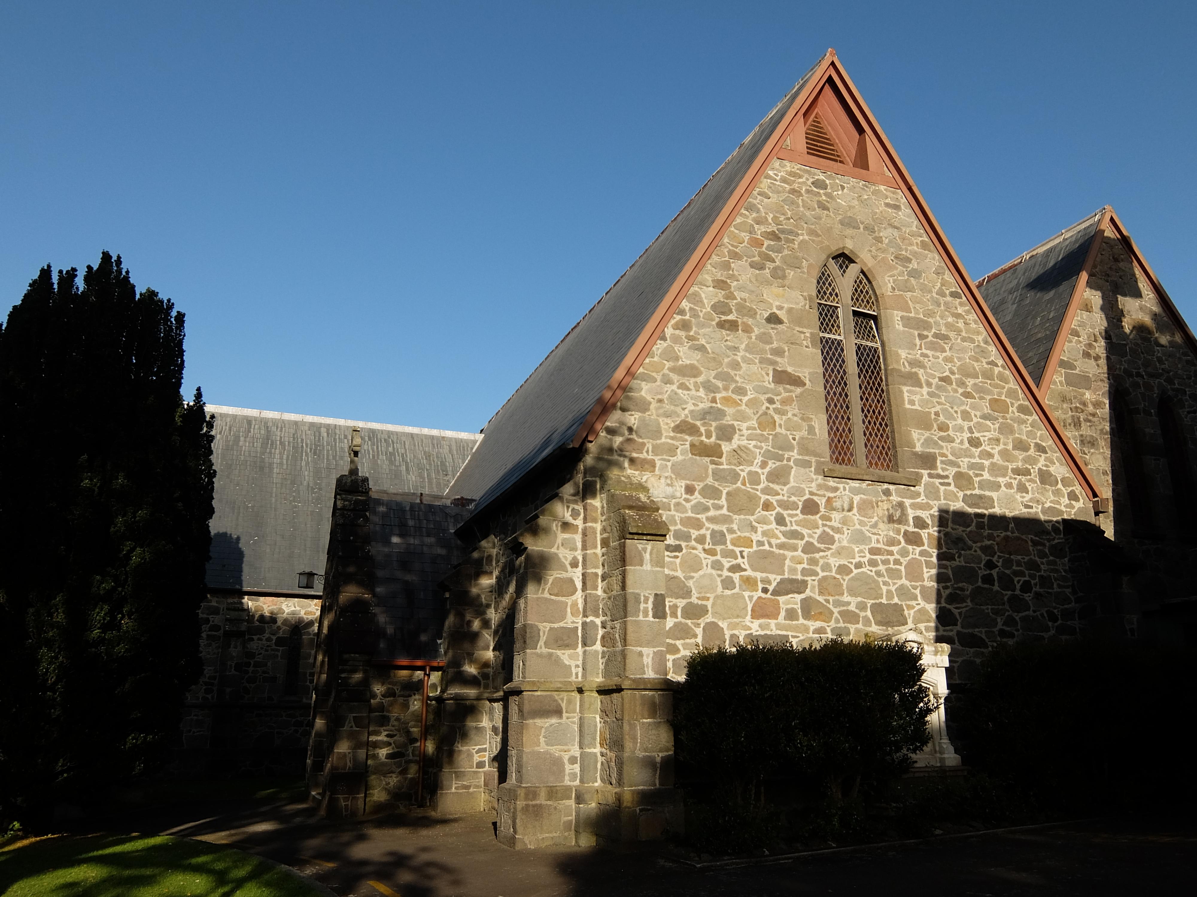 Cathédrale de New Plymouth
